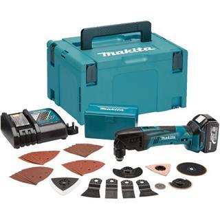 Makita DTM50RM1J3 18v Multi-Tool Kit (1x 4.0Ah)