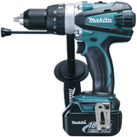 Makita Drilling & Screwdriving
