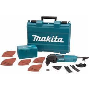 Makita TM3000CX4 320W Multi-cutter Kit