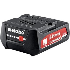 Metabo 12V 2Ah Li-Power Battery