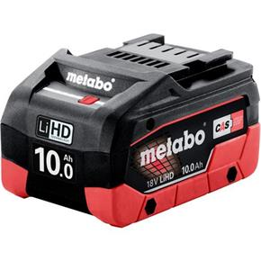 Metabo 18V 10Ah LiHD Battery