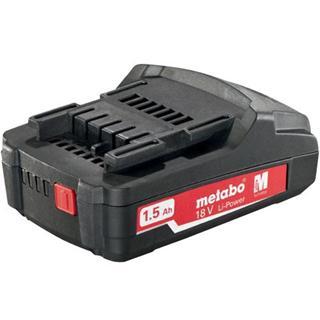 Metabo 18v 1.5Ah Li-ion Battery