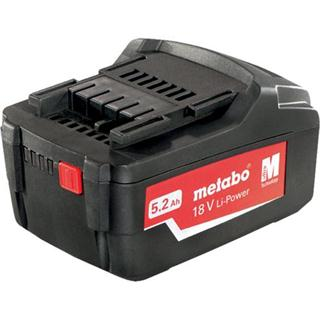 Metabo 18v 5.2Ah Li-ion Battery