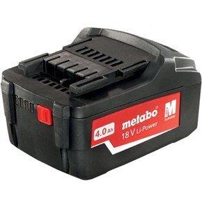 Metabo 18V 4.0Ah Li-ion Battery