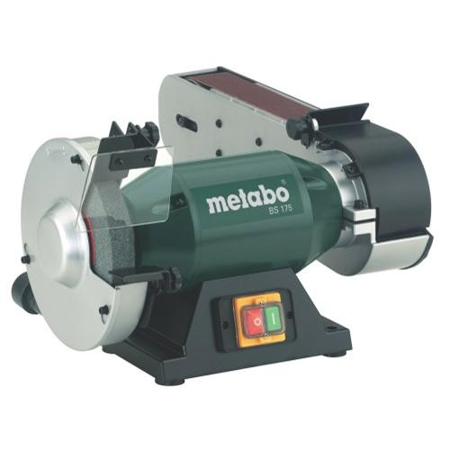 Metabo bs 175 bench grinder with sander 240v 175mm wheels - Tuin schuur leroy merlin ...