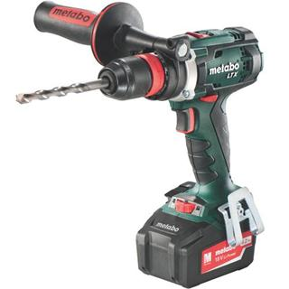 Metabo BS 18 LTX QUICK Drill Driver (5.2Ah)