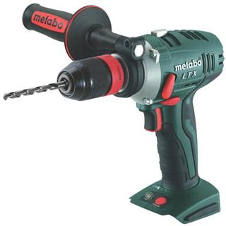 Metabo BS 18 LTX QUICK Naked Drill Driver