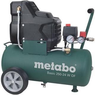 Metabo Basic Air 250-24W OF Oil-Free Compressor