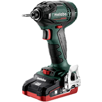 Metabo Cordless Impact Drivers