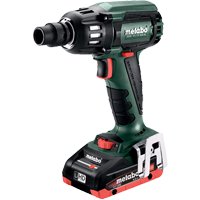 Metabo Cordless Impact Wrenches