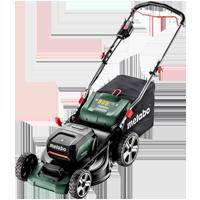 Metabo Cordless Lawn Mowers