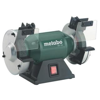 Metabo Ds125 Bench Grinder 240v 125mm Wheels