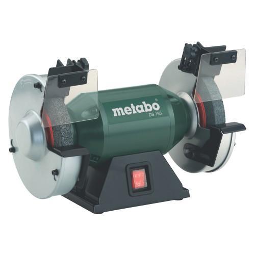 Metabo Ds 150 6 Bench Grinder 240v 150mm Wheels Kelvin Power Tools