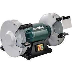 Metabo DSD250 400v/3-Phase Bench Grinder
