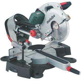 Metabo KGS254 PLUS Sliding Compound Mitre Saw