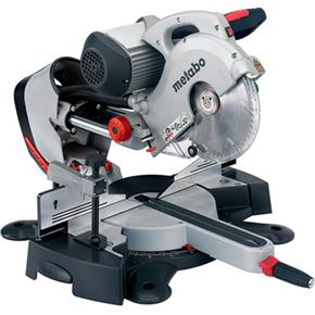 "Metabo KGS254i Plus 10"" Mitre Saw with Induction Motor 240v"