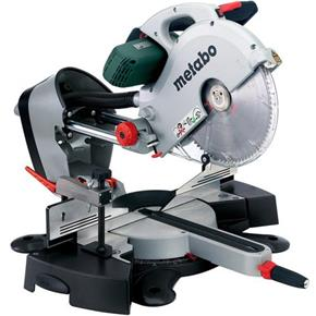 Metabo KGS315 PLUS Sliding Compound Mitre Saw