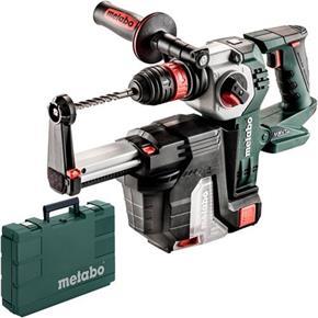Metabo KHA18LTXBL24 Quick 18V SDS Drill Set (Naked, Extraction, Case)