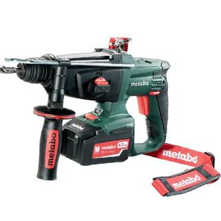 Metabo KHA 18 LTX 18v SDS-Plus Drill (4.0Ah)