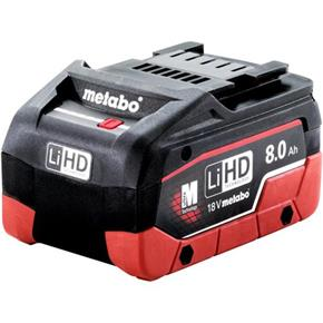Metabo LiHD 18V 8Ah Battery