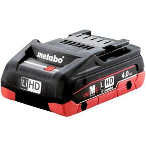Metabo LiHD 18V 4Ah Battery