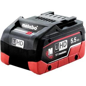 Metabo LiHD 18V 5.5Ah Battery