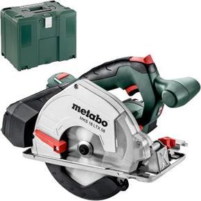 Metabo MKS18LTX58 18V Metal Circular Saw (Naked, MetaLoc)