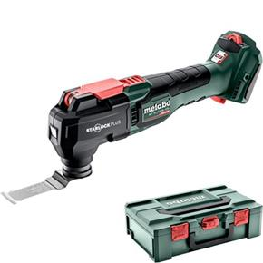 Metabo MT 18 LTX BL QSL 18V Starlock Multi-tool (Naked in MetaBox)