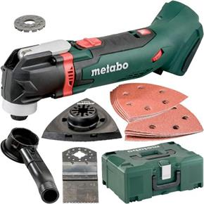 Metabo MT18LTX 18V Multi-Cutter (Naked, Accs, MetaLoc Box)