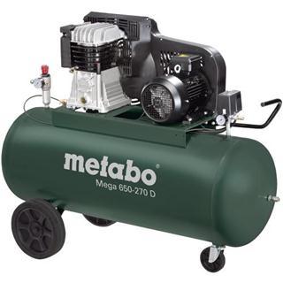 Metabo Mega 650-270D 400v Compressor