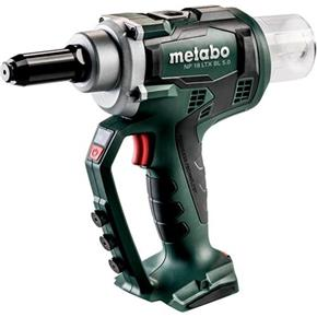 Metabo NP 18 LTX BL 5.0 18V Brushless Rivet Gun (Naked)