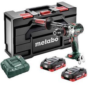 Metabo SB 18 LTX BL I 18V Brushless Combi Drill (2x 4Ah LiHD)