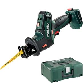 Metabo SSE18LTX 18V Compact Sabre Saw (Naked, MetaLoc Box)