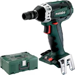 Metabo SSW18LTX200 18V Impact Wrench (Naked, MetaLoc Box)