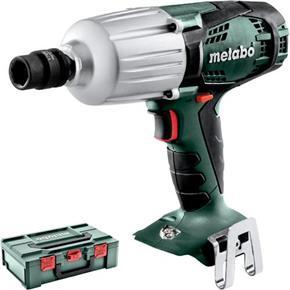 Metabo SSW 18 LTX 600 18V High-torque Impact Wrench (Naked, MetaBox)