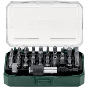 Metabo Screwdriver Bit Set (32pcs)
