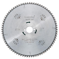 Metabo TCT Saw Blades