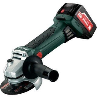 Metabo W 18 LTX 115mm Grinder (5.2Ah)