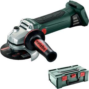 Metabo W 18 LTX 125mm Grinder (Naked)