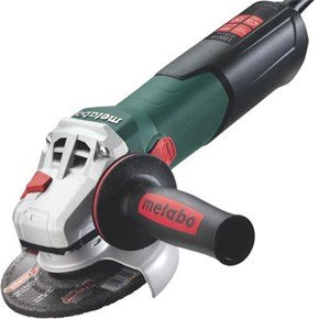 Metabo WEV10-125 QUICK Mini Grinder