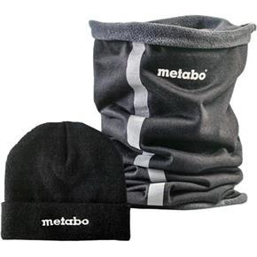 Metabo Winter Pack - Beanie Hat & Snood