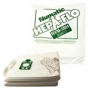 NumaticHepaFlo Filter Bags for 570 Vacuums (10pk)