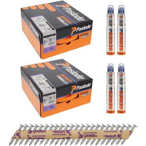*2 BOX DEAL* Paslode 141185 35mm PPN35Ci Nails (2x 2500pk)