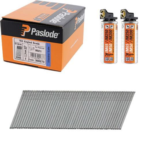 Paslode Angle Brads 51mm (Box 2000)