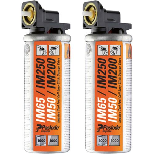 Paslode Mini Fuel Cells for Brad Nailers (2pk)