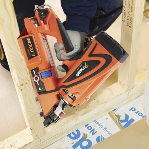 Paslode IM360Ci Lithium Gas Framing Nailer (1x 2.1Ah, Kit Bag)