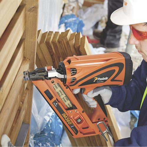 Paslode Im360ci Lithium 1st Fix Framing Nailer New 2 1ah