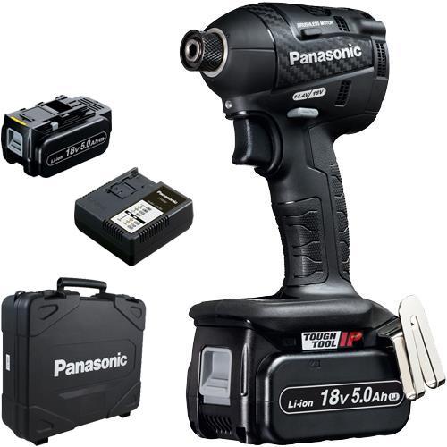 Panasonic EY75A7 Dual Voltage Impact Driver (18V 5.0Ah)