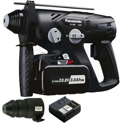 Panasonic EY7880 28.8V SDS Hammer Drill (1x 3Ah)