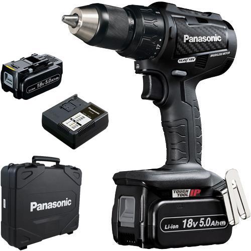 Panasonic EY79A2 18V Combi Drill (2x 5Ah)